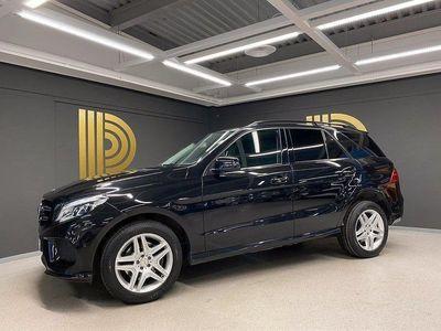begagnad Mercedes GLE350 d 4MATIC (258hk) AMG /