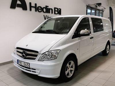 begagnad Mercedes Vito 113 Mixto 136Hk Automat