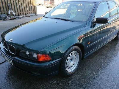 begagnad BMW 535 i Sedan Automat 235hk -97
