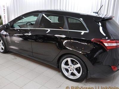 begagnad Hyundai i30 1.6 CRDi Kombi Premium Aut 2016, Kombi 209 900 kr