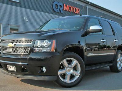 begagnad Chevrolet Tahoe 5.3 E85 4WD Taklucka B-kamer 7-sits 2009, SUV Pris 199 300 kr