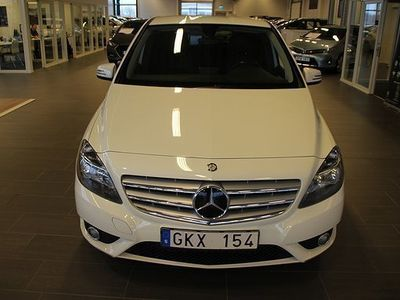 gebraucht Mercedes B200 CDI BlueEFFICIENCY 7G-DCT 136hk