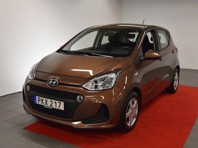 begagnad Hyundai i10 1.0 M5 Holmgrens Comfort Edition/Farthållare/Skatt 360:-