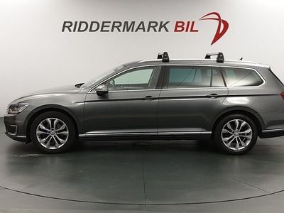 begagnad VW Passat Variant GTE EU6 Nyservad D-Värm Drag