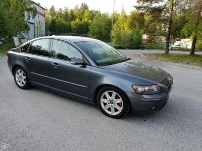 brugt Volvo S40 2.0 diesel manuell skinn 13.900kr -05