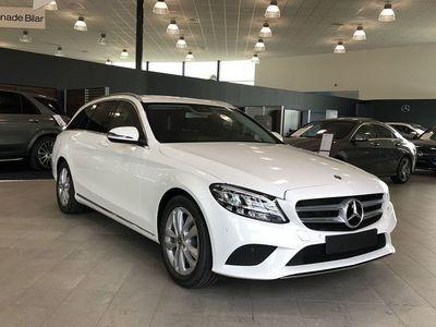 brugt Mercedes C200 Kombi dragkrok DEMO