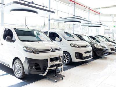 begagnad Citroën Jumpy BLUEHDi L2 115 HK PROPACK EDITION *DEMO*
