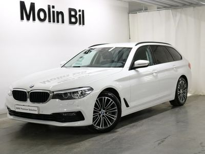 begagnad BMW 520 d xDrive Touring MHEV Cockpit pro 1 2020, Kombi 409 000 kr