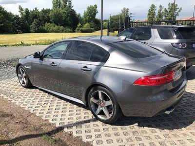 begagnad Jaguar XE XE2.0D 180 hk EURO6 RWD -18