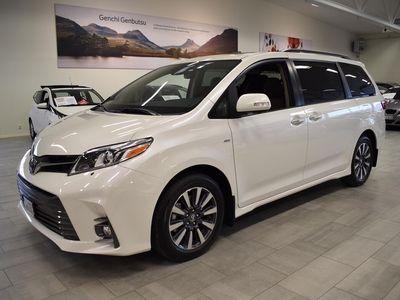 begagnad Toyota Sienna 3.5L V6 8-steg AUT AWD XLE LIMITED 2018