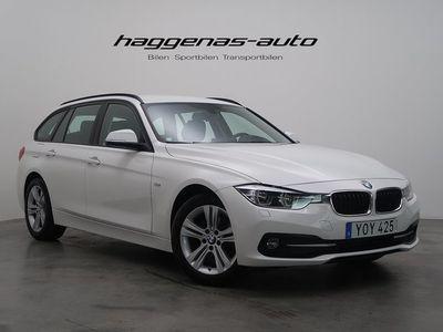 gebraucht BMW 318 d / Touring / Navi Pro / LÅG SKATT