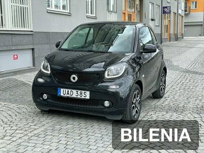 begagnad Smart ForTwo Coupé 0.9 DCT Euro 6 90hk | Panorama | GPS | Automat