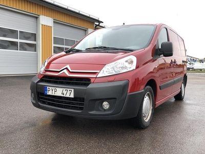 begagnad Citroën Jumpy III 2.0 HDI FAP Skåp (136hk)