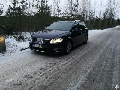 begagnad VW Passat 2.0tdi dsg 4-motion 170hk -13
