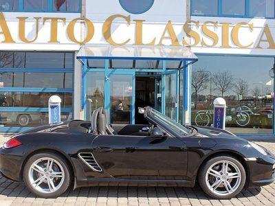 begagnad Porsche Boxster PDK * Sport Chrono *