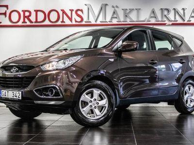 begagnad Hyundai ix35 1.6 GDI DRAG FRI HEMLEVERANS