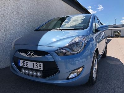 begagnad Hyundai ix20 1.6 A4 Premium