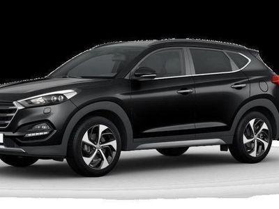 begagnad Hyundai Tucson 1.6 T-GDi M6 4WD Trend