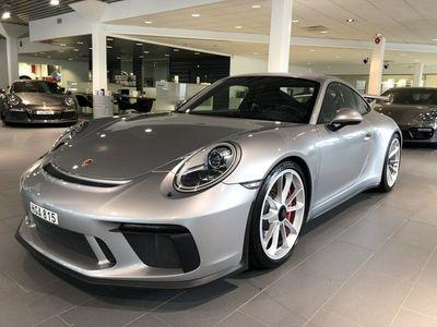 begagnad Porsche 911 GT3 911 991.2-18