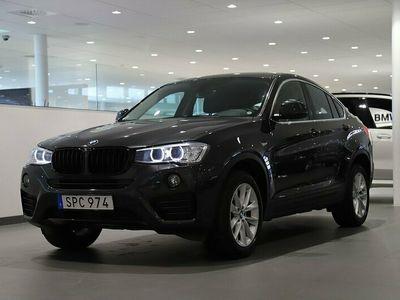 begagnad BMW X4 xDrive20d Navigation - Autowåx Bil