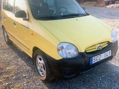 begagnad Hyundai Atos ny bes låg milare fel fri