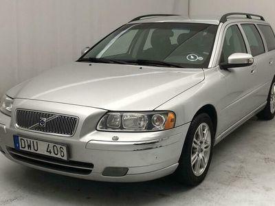 begagnad Volvo V70 2.4D Classic Kinetic