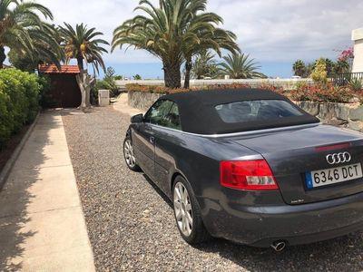 begagnad Audi A4 Cabriolet 1,8 T finns på Gran Canaria