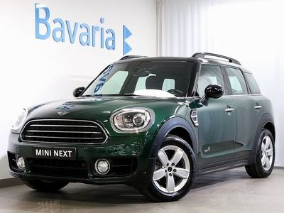 brugt Mini Cooper Countryman ALL4 Salt Connected Experience Nav Drag