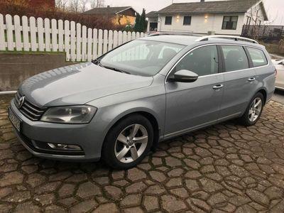 begagnad VW Passat Variant 2.0 TDI BlueMotion