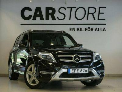 begagnad Mercedes GLK220 - Benz4Matic AMG Pano Navi värmare