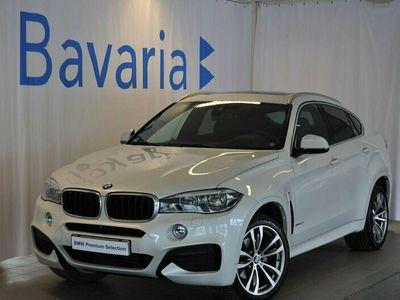 begagnad BMW X6 xDrive30d M-Sport Euro 6 258hk