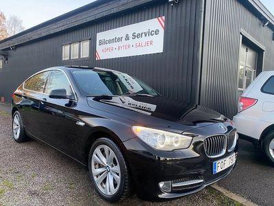 begagnad BMW 520 Gran Turismo D 184hk Auto*Skinn*D-Värmare*