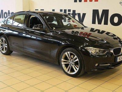 begagnad BMW 320 d xDrive Sedan Steptronic Sport line 184hk