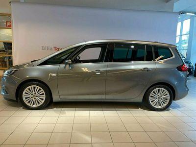begagnad Opel Zafira Tourer 2.0 Automat Glastak Euro 6 7-sits 170hk Bilia 24mån