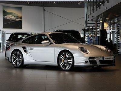 brugt Porsche 997 Turbo 480hk