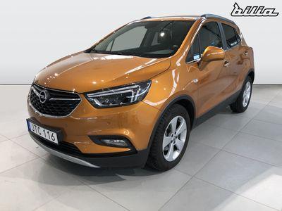 begagnad Opel Mokka 140hk Manuell