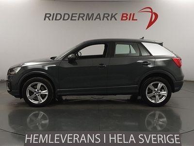 begagnad Audi Q2 1.6 TDI Proline PDC Nyservad EU6 116hk