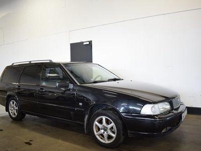 begagnad Volvo V70 2.4 144hk -99