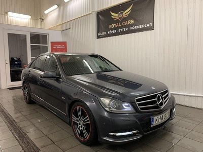 begagnad Mercedes C220 CDI EDITION C 7G-Tronic P