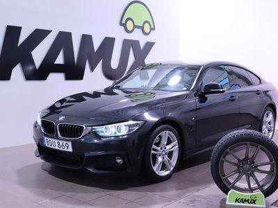 begagnad BMW 420 Gran Coupé d M-Sport | Drag | 190hk