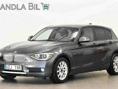 begagnad BMW 116 5-dr Urban Line PDC 2013, Halvkombi Pris 89 900 kr