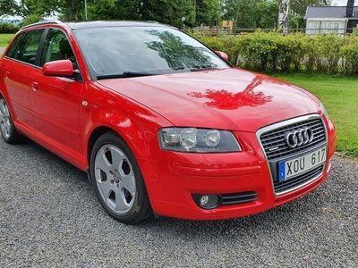 begagnad Audi A3 2.0 tdi quattro panorama