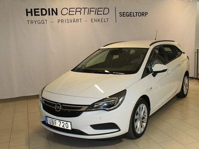 begagnad Opel Astra 4 T 150HK AUTOMAT SPORTS TOURER