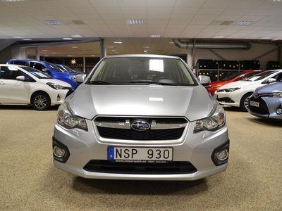 brugt Subaru Impreza 1,6 AWD VINTERHJUL INGÅR