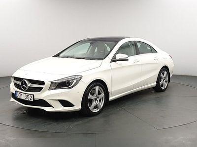 begagnad Mercedes 250 CLA-Klass211hk EU6 AUT PANO