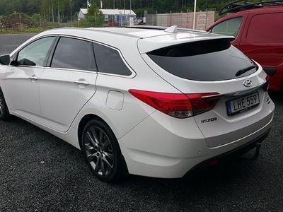 begagnad Hyundai i40 1.7 CRDi Kombi Premium (Aut, Hell -15