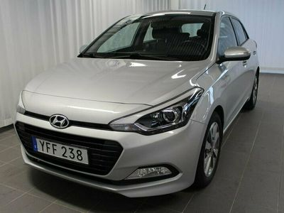 begagnad Hyundai i20 1.0T Premium 100 Hk