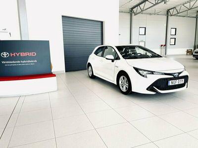 begagnad Toyota Corolla Hybrid 1.8 5dr (122hk) Aut