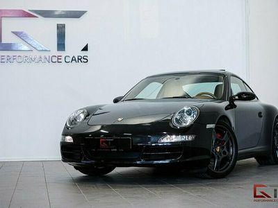 begagnad Porsche 911 Carrera 4S 355hk Taklucka Bose