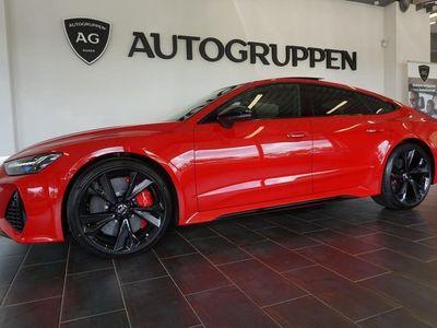 begagnad Audi RS7 600HK UNIK SV-Såld Black Friday REA